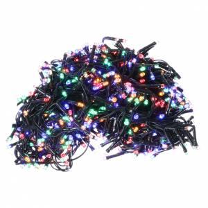 Luci di Natale 750 LED multicolor programmabile ESTERNO INTERNO corrente s1