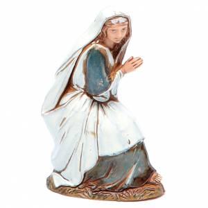 Presepe Moranduzzo: Madonna cm 10 Stile arabo
