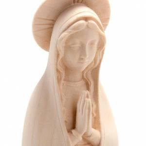 Statuen aus Naturholz: Madonna von Fatima Ahorn-Holz