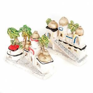 Maisons arabe miniature crèche de Noël s1
