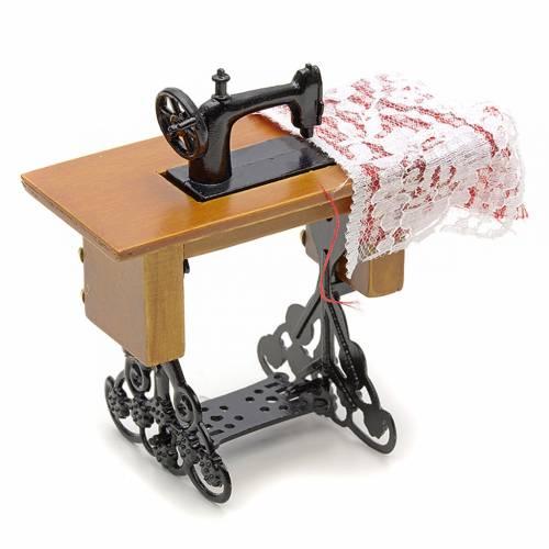 Máquina de coser pesebre hecho por ti s2