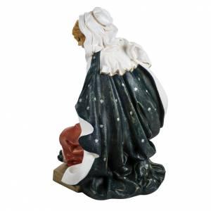 Statue per presepi: Maria 125 cm resina Fontanini
