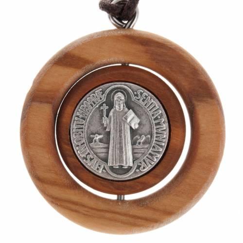 Medaglia San Benedetto ulivo s1