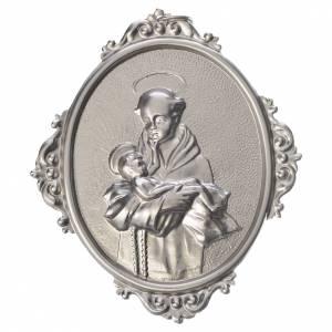 Médaillon de confrérie Saint Antoine de Padoue s1