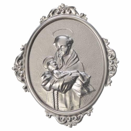 Medalla cofradía San Antonio de Padua s1