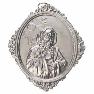 Medalla cofradía San Francisco de Paula latón s1