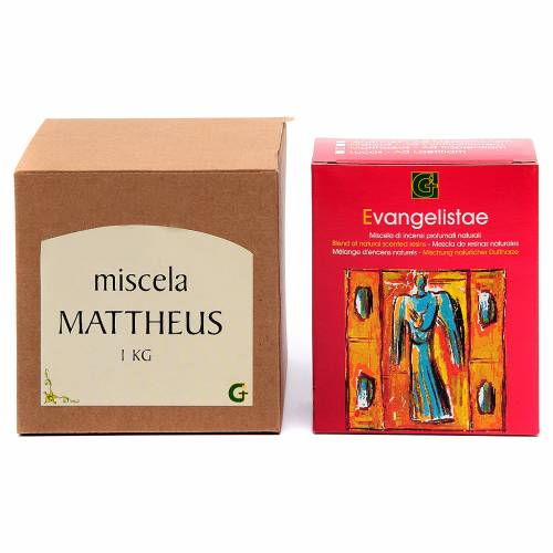 Mezcla Matthaeus ad sapientiam (cinnamomo) s2