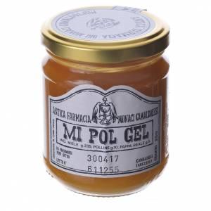 Honig und andere Bienenprodukte: MI POL GEL 250gr Camaldoli