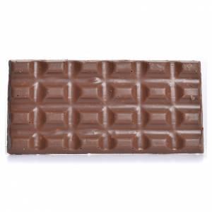 Chocolate: Milk chocolate with broken nuts 50gr Camaldoli