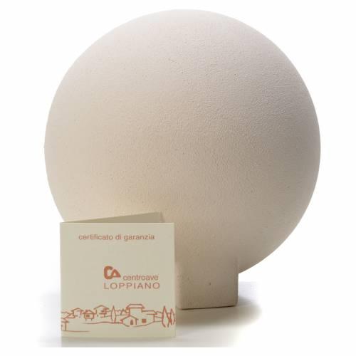 Nacimiento Perla, 14.5cm de arcilla refractaria s3