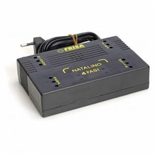 Controladores para el Belén: Natalino N4F efecto día y noche