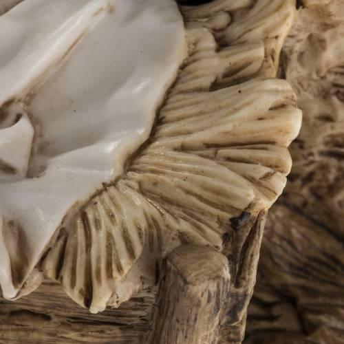 Natività Landi su base 16 cm s7