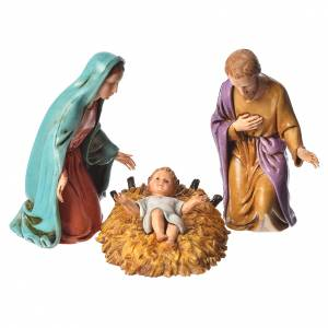 Nativité 12 cm crèche Moranduzzo 6 pcs s2