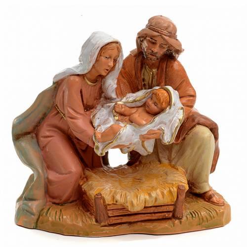 Nativité crèche 12 cm Fontanini s1