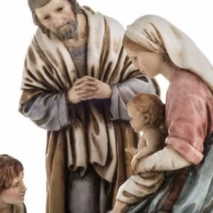 Nativity on base by Landi, 16 cm s4