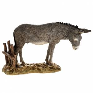 Animals for Nativity Scene: Nativity scene figurine, donkey, 18cm by Landi