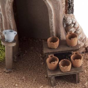 Nativity setting, potter's workshop s3