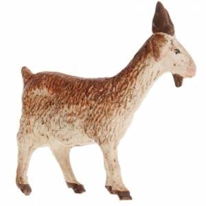 Neapolitan Nativity figurine, Goat 14cm s2