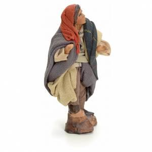 Neapolitan Nativity figurine, knife-grinder, 8 cm s2