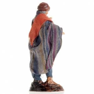 Neapolitan Nativity figurine, Seller 8cm s2