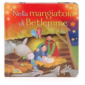 Libri per bambini e ragazzi: Nella mangiatoia di Betlemme
