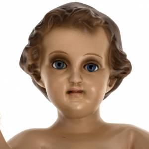 Estatuas del Niño Jesús: Niño Jesús de resina 33cm Landi