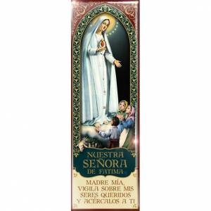 Nuestra Señora de Fatima magnet - ESP 03 s1