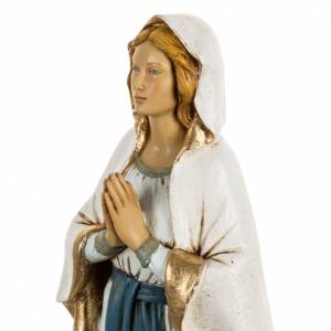 Nuestra Señora de Lourdes 50 cm. resina Fontanini s2