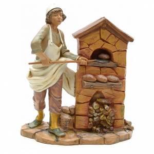 Panadero 30 cm Fontanini s1