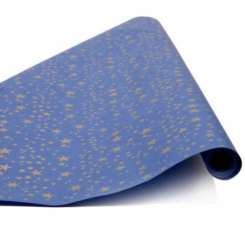 Papier ciel étoilé crèche 100x500 cm s2