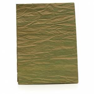 Papier décor crèche imitation roches s1