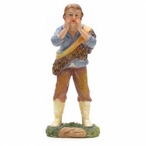 Statue per presepi: Pastore che parla 21 cm