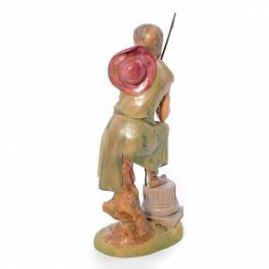 Pastore con bastone 30 cm Fontanini s3
