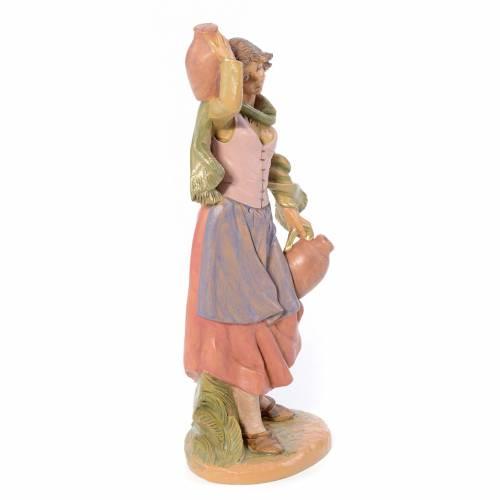 Pastorella con brocca 30 cm Fontanini s4