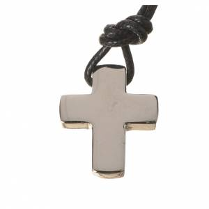 Pendant cross, classic with necklace s1