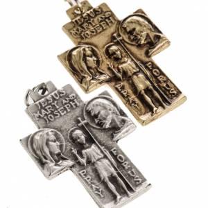 Pendentif croix Sainte Famille s2