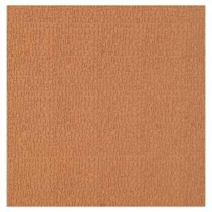 Fondos y pavimentos: Plancha corcho muro piedra 100x50x1