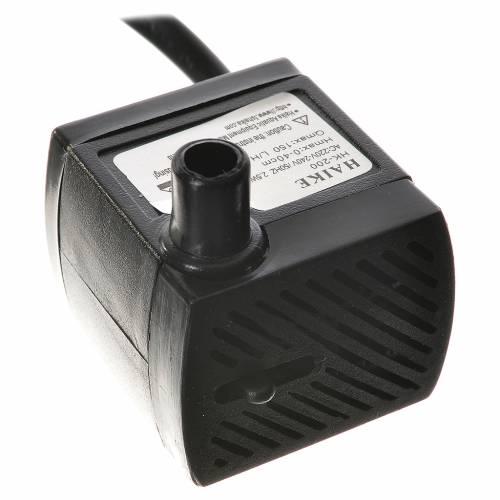 Pompa acqua presepe 2,5W 150 l/h s1