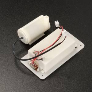 Pompe acqua presepe e motorini: Pompa fontana presepe a batterie stilo