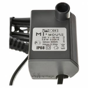 Pompe à eau crèche Mimouse 300l/h 3,8W s3