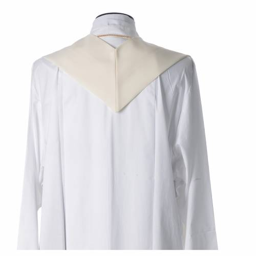 STOCK Pope Francis' Jubilee Stole with Latin writing s2