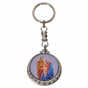 Porte-clés: Porte-clé Sainte Famille