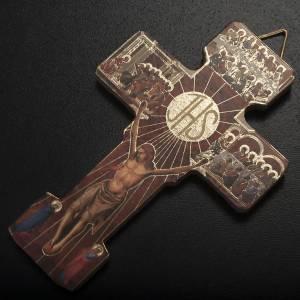 Chapelets et chapelets dix grains: Première communion, set croix chapelet étui broche