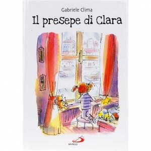 Libri per bambini e ragazzi: Presepe di Clara