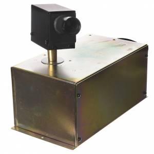 Projecteur pivotant pour crèche s2