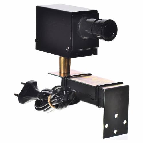 Proyector diám. 25 mm. belén s1