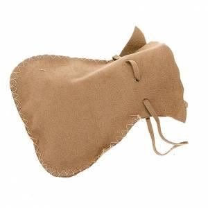 Pyxes and Burses: Pyx burse in suede leather bag model
