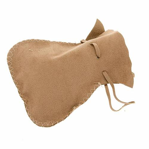 Pyx burse in suede leather bag model s2