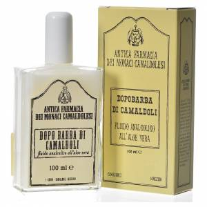 Parfüme, Aftershave, kölnischwasser: Rasierwasser mit Aloe ohne Alkohol 100ml Camaldoli
