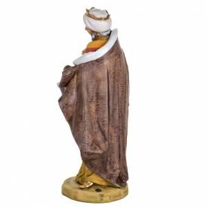 Statue per presepi: Re Magio mulatto 85 cm Fontanini